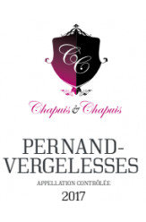 Chapuis & Chapuis Pernand Vergelesses 2017 Rouge