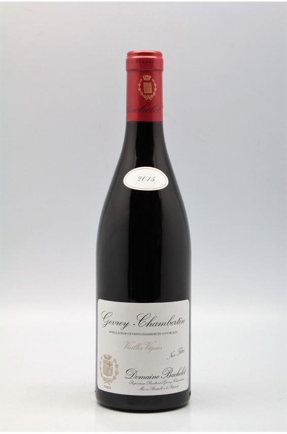 Denis Bachelet Gevrey Chambertin Vieilles Vignes 2015