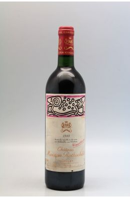 Mouton Rothschild 1988 -5% DISCOUNT !