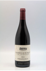 Dujac Chambolle Musigny 1er cru Les Gruenchers 2011