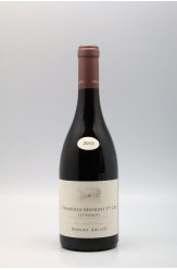 Arlaud Chambolle Musigny 1er cru Les Noirots 2010