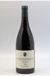 Patrice Rion Chambolle Musigny 2008
