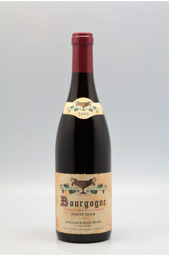 Coche Dury Bourgogne 2009 rouge