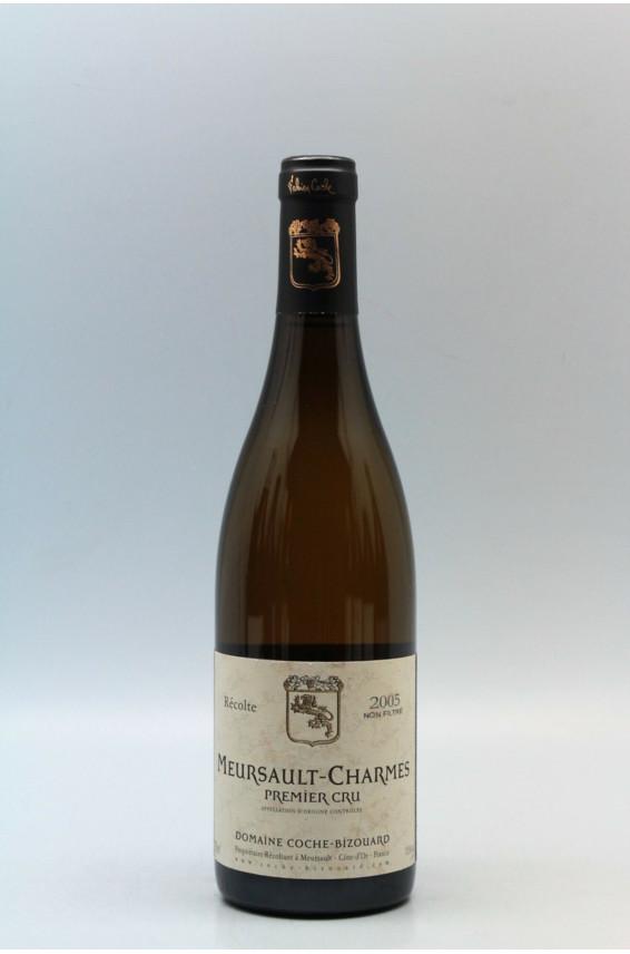 Coche Bizouard Meursault 1er cru Charmes 2005