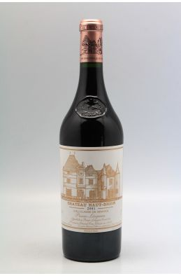 Haut Brion 2001
