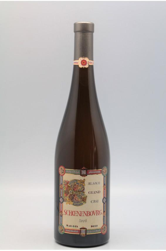 Deiss Alsace Grand cru Schoenenbourg 2008