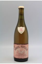Pierre Overnoy Arbois Pupillin Chardonnay 2005