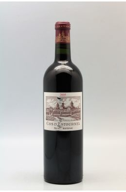 Cos d'Estournel 2005 -5% DISCOUNT !