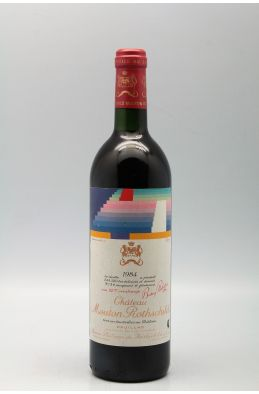 Mouton Rothschild 1984 -5% DISCOUNT !