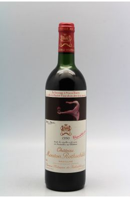 Mouton Rothschild 1990 -10% DISCOUNT !