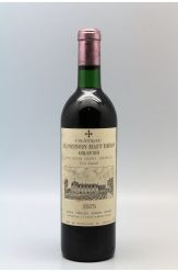 Mission Haut Brion 1975