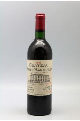 Haut Marbuzet 1990