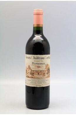 Vieux Château Certan 1992