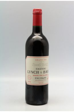 Lynch Bages 1990 - PROMO -5% !