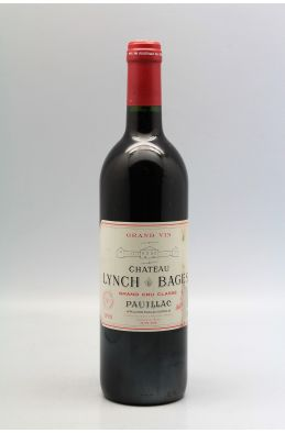 Lynch Bages 1990 -10% DISCOUNT !