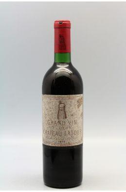 Latour 1974 -10% DISCOUNT !