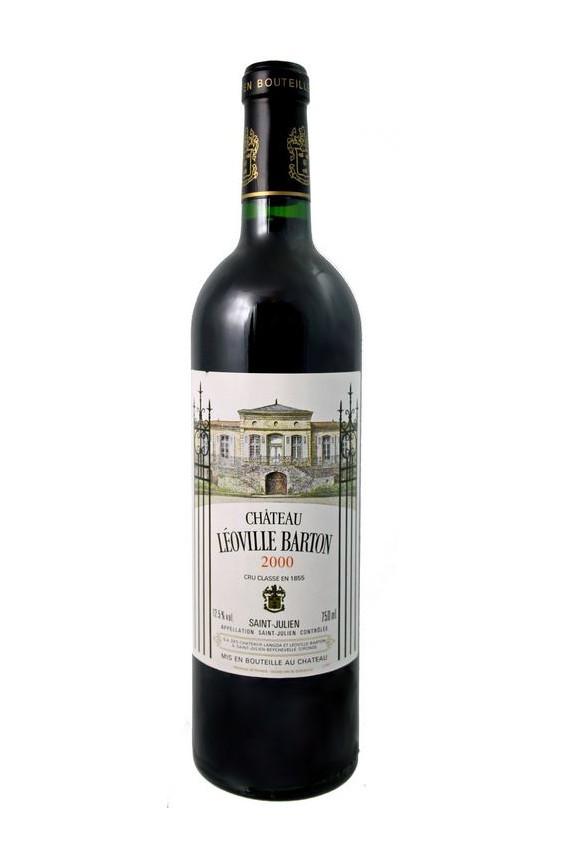 Léoville Barton 2000