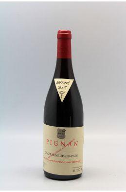 Pignan 2007
