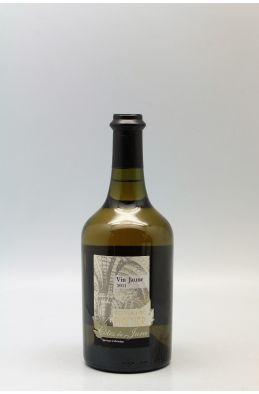 Pignier Côtes du Jura Vin Jaune 2011 62cl