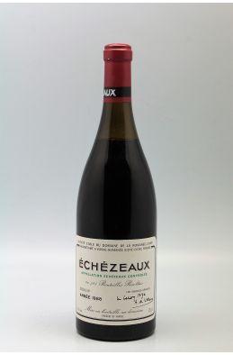 Romanée Conti Echezeaux 1988