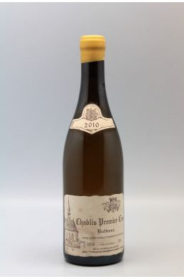 Raveneau Chablis 1er Cru Butteaux 2010 -5% DISCOUNT !