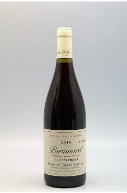 Joseph Voillot Pommard Vieilles Vignes 2010