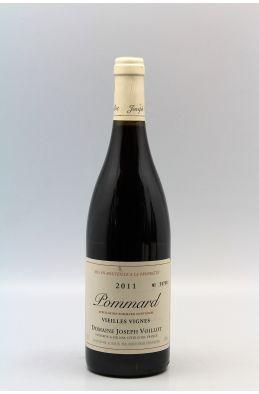 Joseph Voillot Pommard Vieilles Vignes 2011