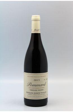 Joseph Voillot Pommard Vieilles Vignes 2015