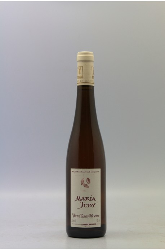 Baudouin Cuvée Maria Juby 2002 50cl