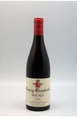 Denis Mortet Gevrey Chambertin Vieilles Vignes 2006