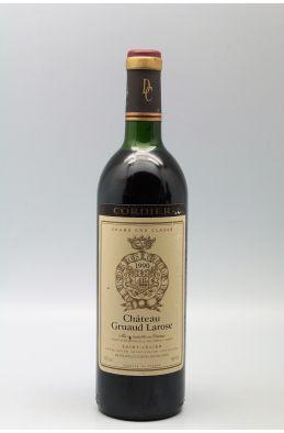 Gruaud Larose 1990