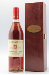 Larresingle Armagnac 1974