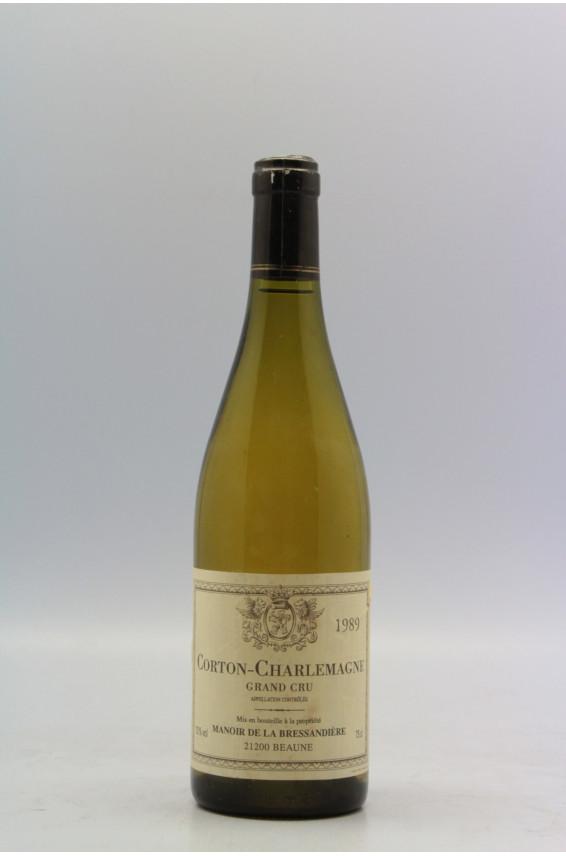 La Bressandière Corton Charlemagne 1989