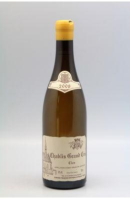 Raveneau Chablis Grand cru Les Clos 2008