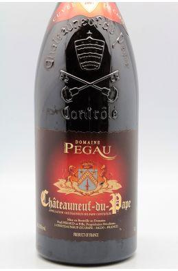 Pegau Chateauneuf du Pape Cuvée da Capo 2007 3L