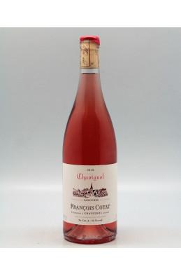 Francois Cotat Sancerre Chavignol 2018 rosé