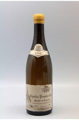 Raveneau Chablis 1er cru Montée de Tonnerre 2010 -5% DISCOUNT !