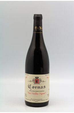 Alain Voge Cornas Les Vieilles Vignes 2007