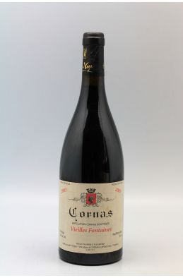 Alain Voge Cornas Vieilles Fontaines 2003