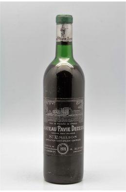 Pavie Decesse 1970 - PROMO -30% !