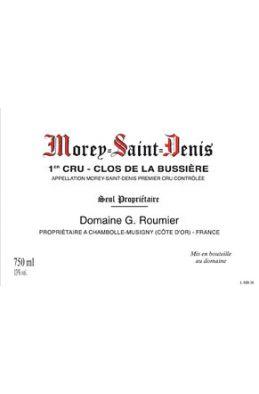 Georges Roumier Morey Saint Denis 1er cru Clos de la Bussière 2017 OC