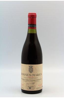 Comte Georges de Vogué Bonnes Mares 1988 -5% DISCOUNT !
