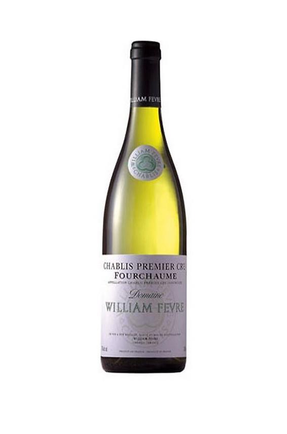 William Fevre Chablis 1er cru Fourchaume 2002