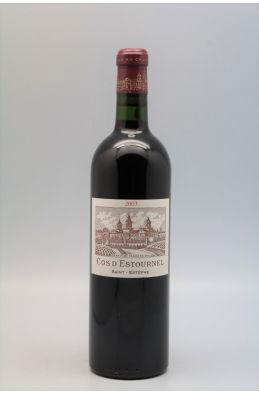 Cos d'Estournel 2003