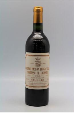 Pichon Comtesse Longueville de Lalande 1985