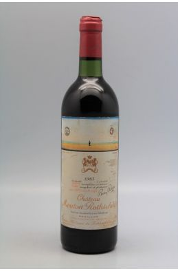 Mouton Rothschild 1983 -5% DISCOUNT !