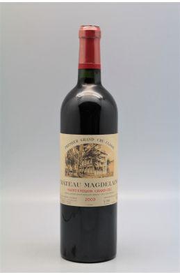 Magdelaine 2003