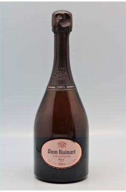 Dom Ruinart 2004 Rosé