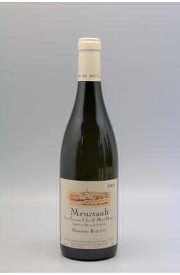 Jean Marc Roulot Meursault les Tessons Clos de Mon Plaisir 2004