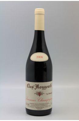 Clos Rougeard Saumur Champigny Le Bourg 2008